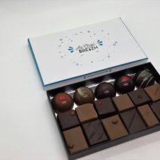 Coffret chocolats artisanaux Finsitère
