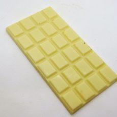 Tablette chocolat blanc artisanale Carhaix