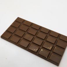 Tablette chocolat au lait artisanale Carhaix